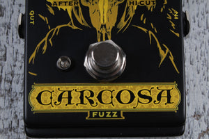 DigiTech DOD Carcosa Analog Fuzz Electric Guitar Distortion Effects Pedal