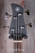 Load image into Gallery viewer, Yamaha TRBX174 4 String Electric Bass Guitar - Black