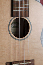 Load image into Gallery viewer, Kala Thinline Travel Concert Ukulele Solid Spruce Top Uke KA-SSTU-C with Gig Bag