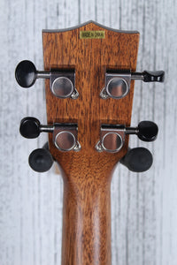 Kala Thinline Travel Concert Ukulele Solid Spruce Top Uke KA-SSTU-C with Gig Bag