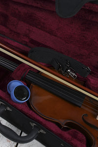 Musino VN3044 Intermediate Series 4/4 Size Violin Outfit With Case and Bow