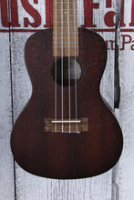 Load image into Gallery viewer, Kala Satin Mahogany Concert Ukulele Bundle KA-15C w Gig Bag Tuner Strings Strap