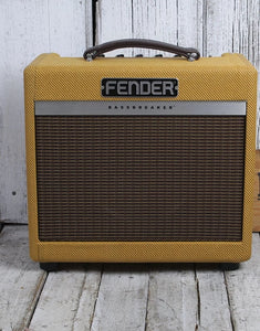 Fender Limited Edition Bassbreaker 007 Electric Guitar Amplifier Tube Tweed Amp
