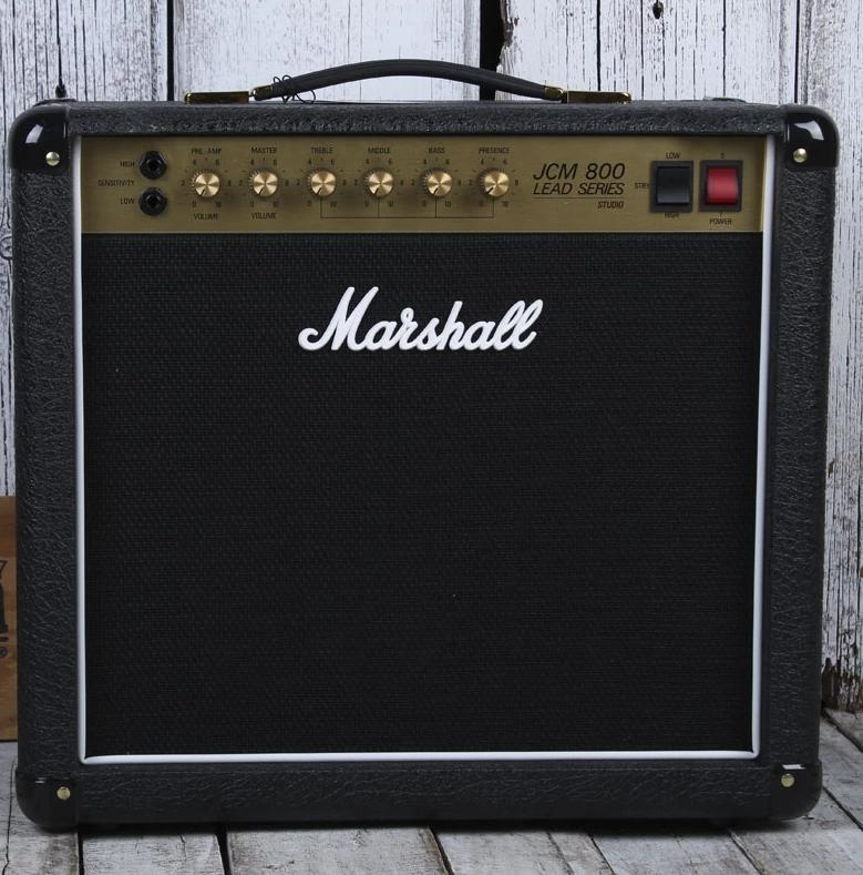 Marshall Studio Classic SC20C Electric Guitar Tube Amplifier 20W 1x10 Combo Amp