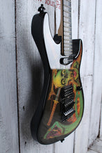 Load image into Gallery viewer, ESP George Lynch Prototype Skull and Snakes Electric Guitar with Hardshell Case