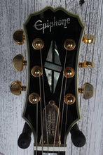 Load image into Gallery viewer, Epiphone 2005 SIGNED Zakk Wylde Les Paul Custom Bullseye Electric Guitar w Case