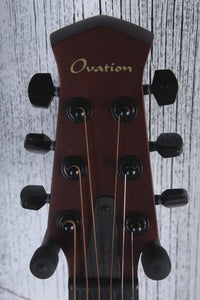 Ovation American SX Main Street Acoustic Electric Guitar PROTOTYPE with Case