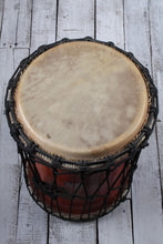 Load image into Gallery viewer, West Cliff Percussion Djun Djun 10 Inch West African Ensemble Bass Drum