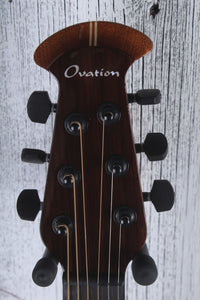 Ovation C1869AXP-5S EXWD LGD Super Shallow Acoustic Electric Guitar - Prototype