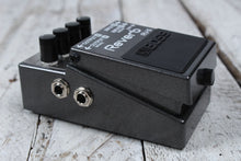 Load image into Gallery viewer, Boss RV-6 Digital Reverb Electric Guitar Effects Pedal with Three FREE Cables