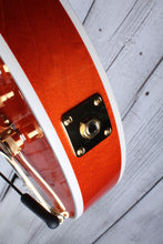 Load image into Gallery viewer, Gretsch G6120T Nash Hollowbody w/Bigsby and Hardshell - Orange