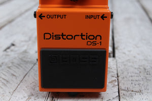 Boss DS-1-4A 40th Anniversary Distortion w/ 2 free patch cables