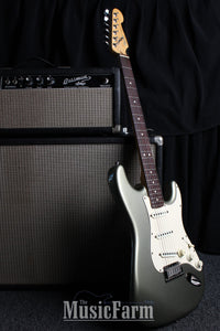Fender 1991 Stratocaster Limited Edition Inca Silver