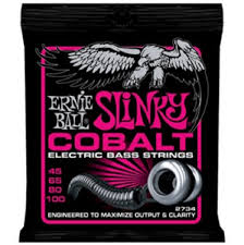 Ernie Ball Colbalt Bass Strings