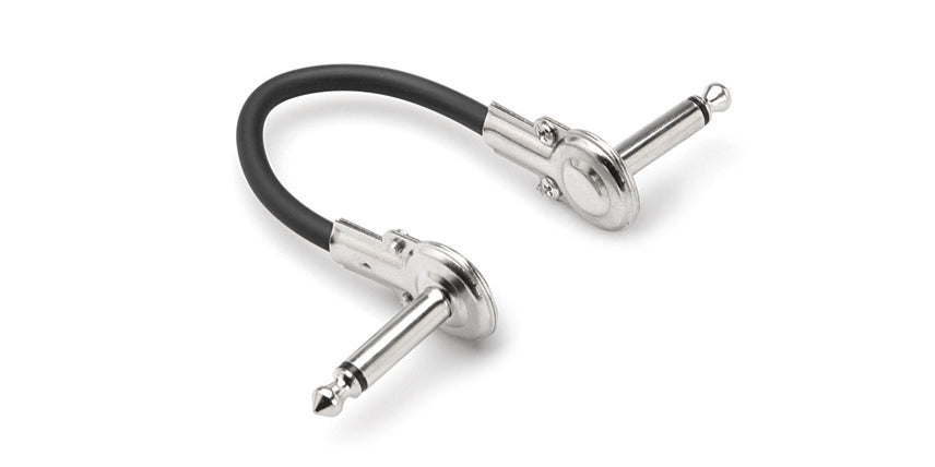 Hosa Technology IRG-100.5 Guitar Patch Cable - Low Profile RA to Same