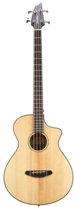 Breedlove Pursuit Concert Bass CE Acoustic Electric 4 String Bass Guitar Natural