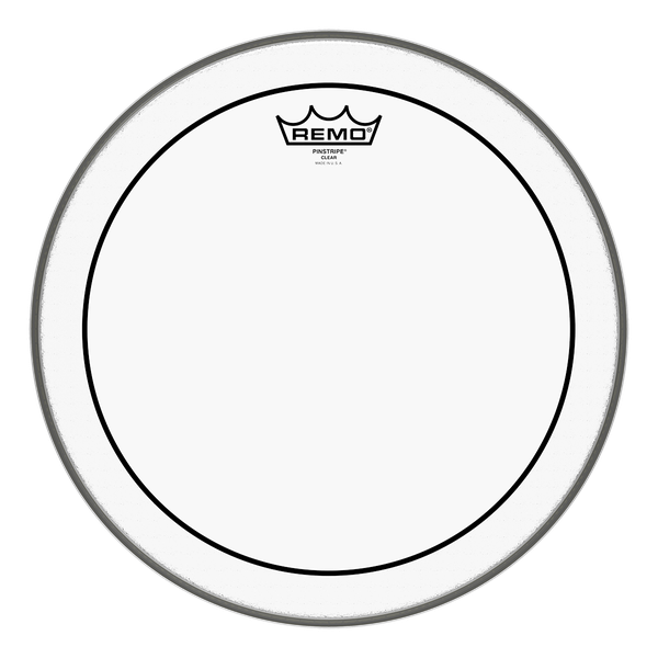 Remo Clear Pinstripe Drum Head - 10 Batter