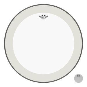 Remo P40314BP Powerstroke 4 Clear 2-Ply 14 Drumhead
