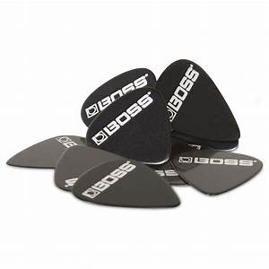 BOSS Celluloid Pick Pack - Thin