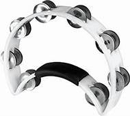 Rhythm Tech Tamborine White