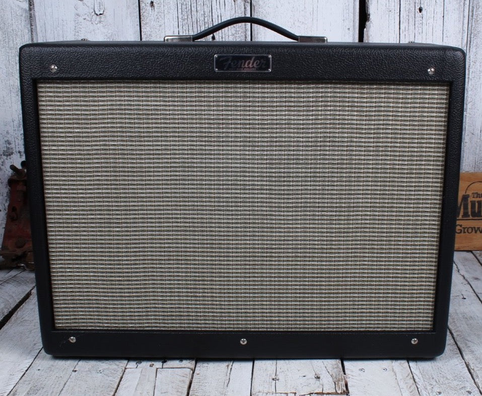 Fender® Hot Rod Deluxe IV Electric Guitar Amplifier 40W Tube Amp w FTSW & Cover