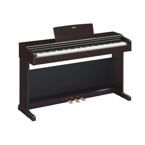Yamaha YDP144 Arius 88 Key Digital Console Piano Rosewood Finish with Bench
