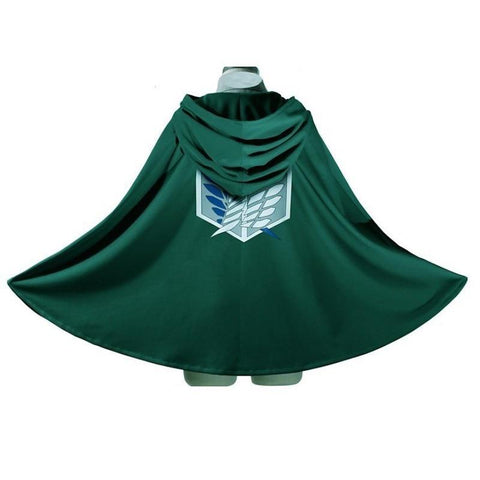 Attack on Titan Deluxe Scout Regiment Cloak
