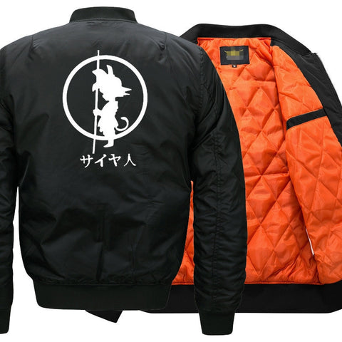 Dragon Ball Z Goku Bomber Jacket