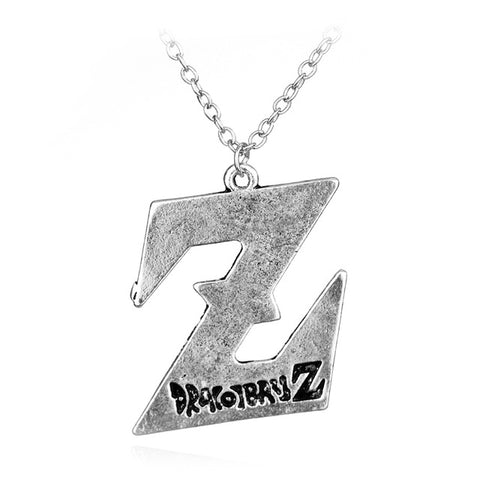 DRAGON BALL Z Logo necklace