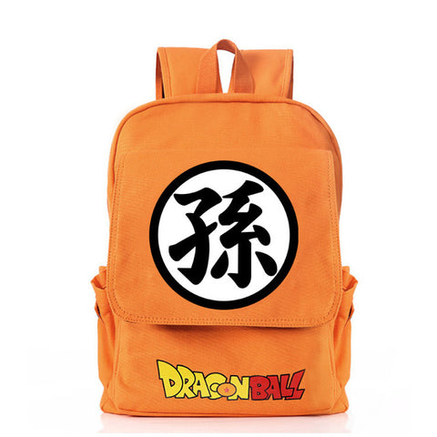 Dragon Ball Z Laptop Backpack HOT