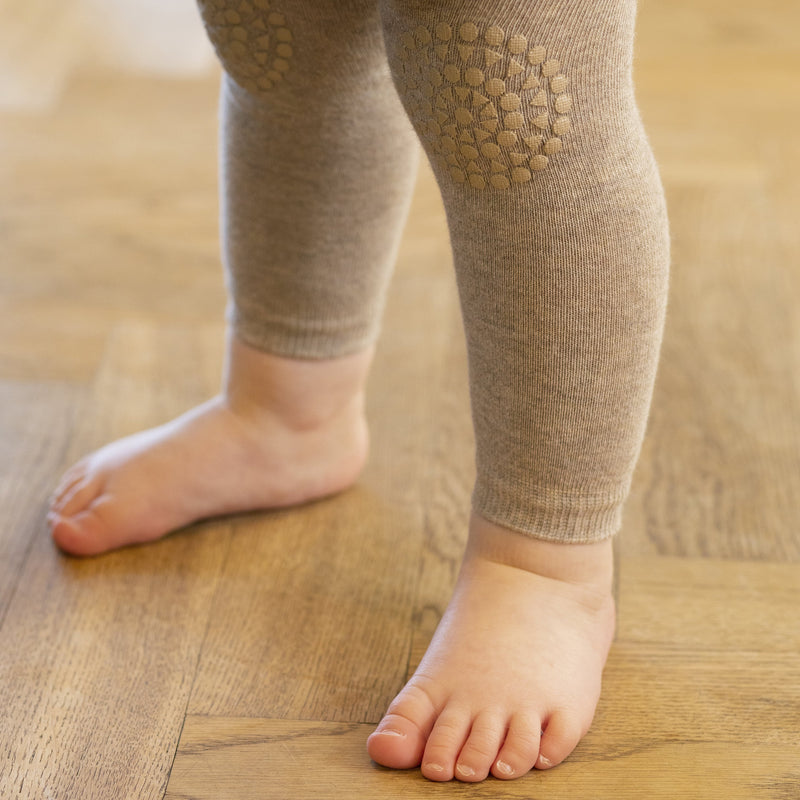 Crawling leggings - Sand