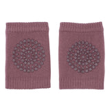 Crawling knee pads - Misty Plum