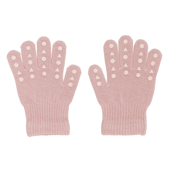 Grip Gloves - Dusty Rose