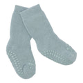 Non slip socks - Dusty Blue