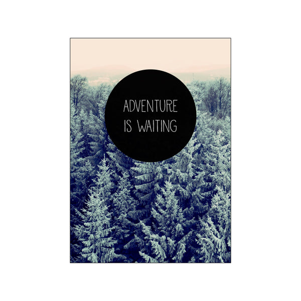 Adventure is waiting