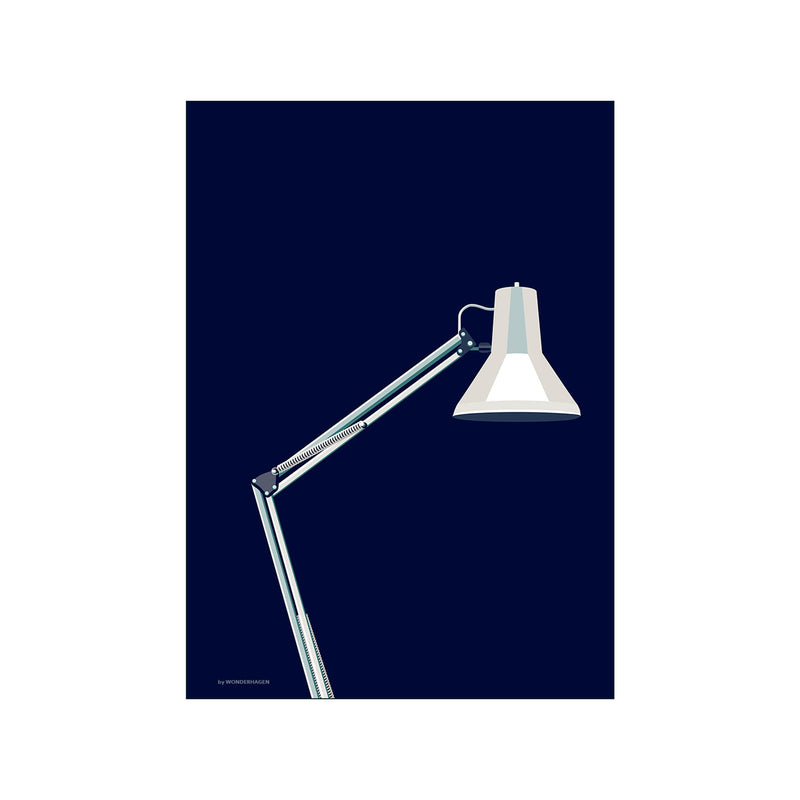 Architect Lamp - Dark Blue