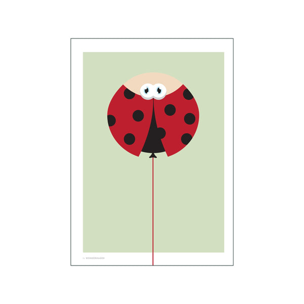 Balloon Animals Lady Bug