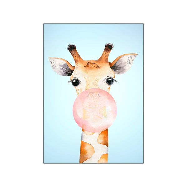 Bubble Giraffe