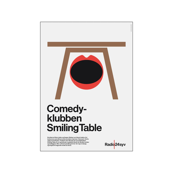 Comedyklubben Smiling Table