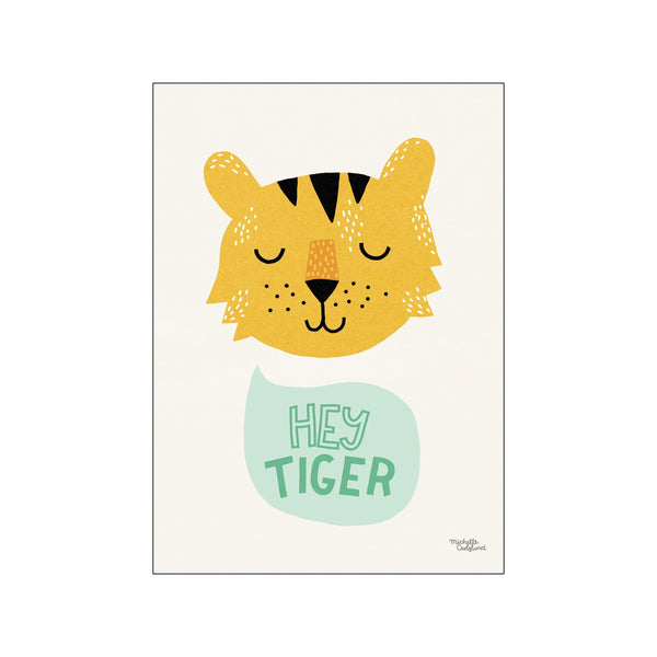 Hey tiger single