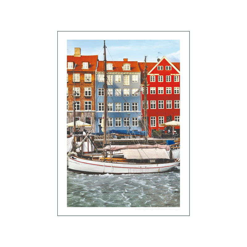 Is i Nyhavn