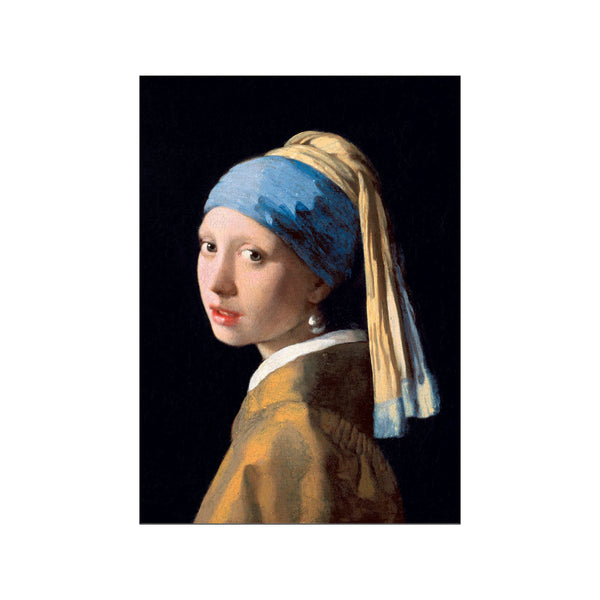 Johannes Vermeer - Girl with the pearl