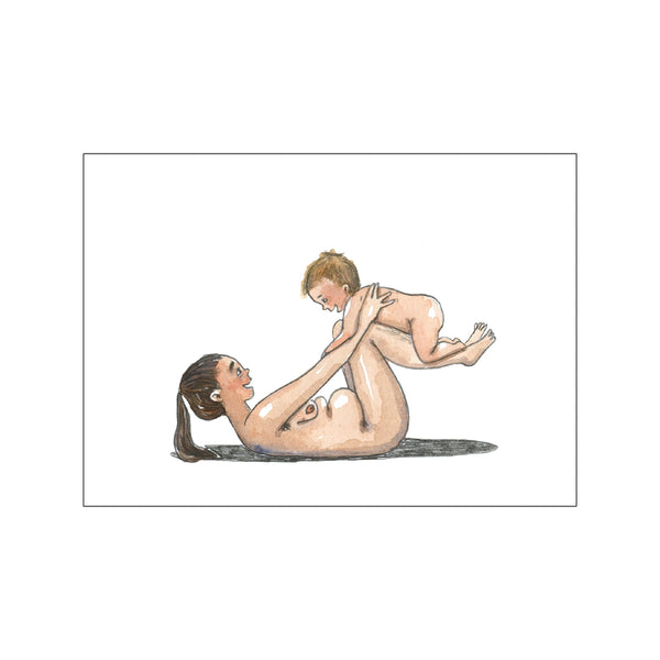 Mom and baby yoga 01