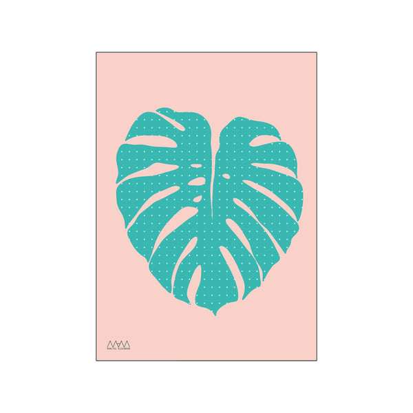 Monstera Teal
