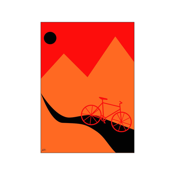 Mountainbike - orange