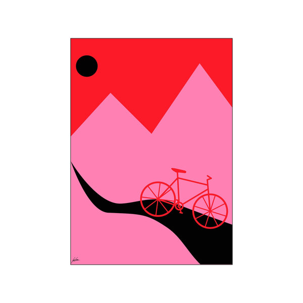 Mountainbike - pink