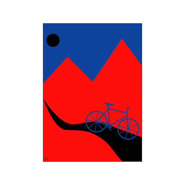 Mountainbike - blue
