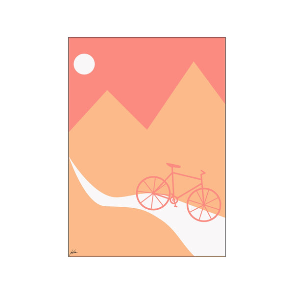 Mountainbike - pale