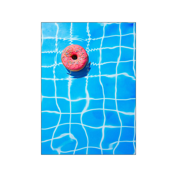 Pool doughnut