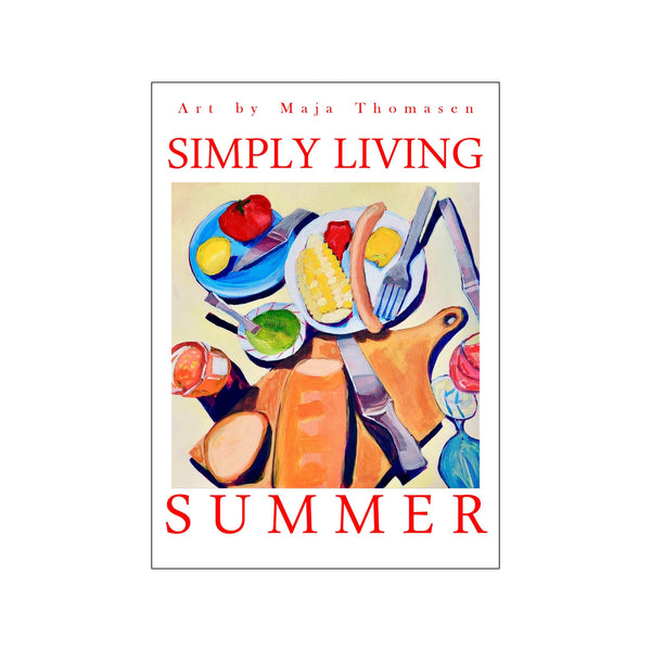 Simply Living x Summer